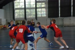 handbal juniori II